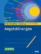 Cover-Bild zu Therapie-Tools Angststörungen von Hagena, Silka
