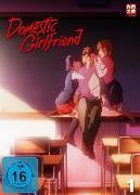 Cover-Bild zu Domestic Girlfriend - DVD 1 von Ihata, Shota