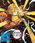 Cover-Bild zu Demon Slayer - Staffel 1 - Vol.3 - Blu-ray von Kondo, Hikaru (Hrsg.)