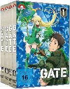 Cover-Bild zu Gate - Staffel 1 - DVD-Gesamtausgabe - Bundle ohne Schuber von Kyogoku, Takahiko