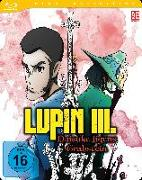 Cover-Bild zu Lupin III. - Daisuke Jigens Grabstein - Blu-ray von Koike, Takeshi