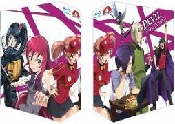 Cover-Bild zu The Devil is a Part-Timer - Gesamtausgabe - Premium Box - Blu-ray von Hosoda, Naoto (Prod.)