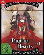 Cover-Bild zu Pandora Hearts - Vol.1 - SD on Blu-ray (Episoden 1-13) von Kato, Takao (Prod.)