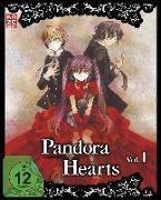Cover-Bild zu Pandora Hearts - Vol.1 (Episoden 1-13) von Kato, Takao (Prod.)