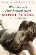 Cover-Bild zu Wie schwer ein Menschenleben wiegt (eBook) von Gottschalk, Maren