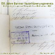 Cover-Bild zu 150 Jahre Barmer Verschönerungsverein (Audio Download) von Reitz, Olaf