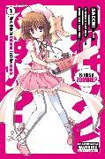Cover-Bild zu Shinichi Kimura: Is This a Zombie?, Vol. 1