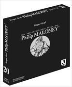 Cover-Bild zu Die haarsträubenden Fälle des Philip Maloney Box 20 von Graf, Roger