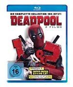 Cover-Bild zu Deadpool 1+2 von Tim Miller, David Leitch (Reg.)