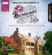 Cover-Bild zu Bunburry - Lesen kann tödlich sein von Marchmont, Helena