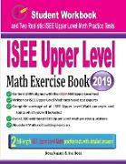 Cover-Bild zu ISEE Upper Level Math Exercise Book