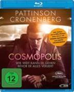 Cover-Bild zu Cosmopolis von Cronenberg, David