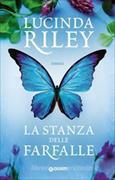 Cover-Bild zu La stanza delle farfalle von Riley, Lucinda