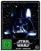 Cover-Bild zu Star Wars : Episode V - Das Imperium schlägt zurück Steelbook Edition von Irvin Kershner (Reg.)