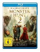 Cover-Bild zu Monsterhunt 2 Blu Ray von Raman Hui (Reg.)