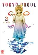 Cover-Bild zu Ishida, Sui: Tokyo Ghoul 03