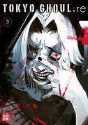 Cover-Bild zu Ishida, Sui: Tokyo Ghoul:re 03