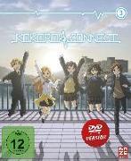 Cover-Bild zu Kokoro Connect - DVD 3 von Oonuma, Shin (Hrsg.)