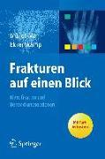 Cover-Bild zu Frakturen auf einen Blick von Müller-Mai, Christian (Hrsg.)
