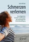 Cover-Bild zu Schmerzen verlernen von Richter, Jutta