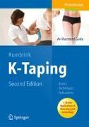 Cover-Bild zu K-Taping von Kumbrink, Birgit