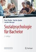 Cover-Bild zu Sozialpsychologie für Bachelor (eBook) von Fischer, Peter
