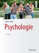 Cover-Bild zu Psychologie (eBook) von Myers, David G.