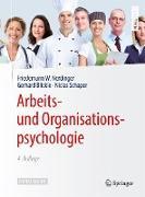 Cover-Bild zu Arbeits- und Organisationspsychologie (eBook) von Nerdinger, Friedemann W.