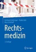 Cover-Bild zu Rechtsmedizin (eBook) von Dettmeyer, Reinhard