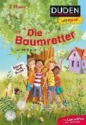 Cover-Bild zu Duden Leseprofi - Die Baumretter, 2. Klasse