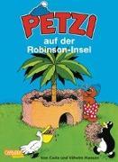 Cover-Bild zu Petzi auf der Robinson-Insel von Hansen, Carla