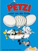 Cover-Bild zu Petzi reist um die Erde von Hansen, Carla