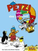 Cover-Bild zu Petzi und das Luftschiff von Hansen, Carla