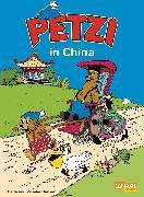 Cover-Bild zu Petzi in China von Hansen, Carla