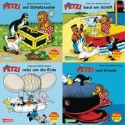 Cover-Bild zu Carlsen Verkaufspaket Maxi-Pixi-Serie Nr. 34. Petzi von Hansen, Carla