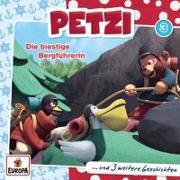 Cover-Bild zu Petzi 03. Die biestige Bergführerin