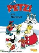 Cover-Bild zu Petzi am Nordpol von Hansen, Carla