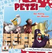 Cover-Bild zu Petzi 02. Der König der Möwen