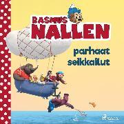 Cover-Bild zu Rasmus Nallen parhaat seikkailut (Audio Download) von Hansen, Carla