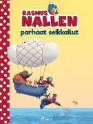 Cover-Bild zu Rasmus Nallen parhaat seikkailut (eBook) von Carla Hansen, Hansen