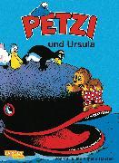 Cover-Bild zu Petzi und Ursula von Hansen, Carla