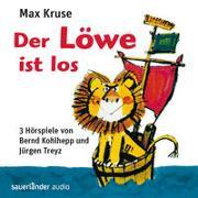 Cover-Bild zu Der Löwe ist los von Kohlhepp, Bernd