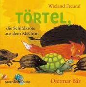 Cover-Bild zu Törtel, die Schildkröte aus dem McGrün von Freund, Wieland