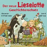 Cover-Bild zu Der neue Lieselotte Geschichtenschatz - Die bunte Box mit sechs Abenteuern (Ungekürzte Lesung) (Audio Download) von Steffensmeier, Alexander