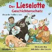 Cover-Bild zu Der Lieselotte Geschichtenschatz - Die bunte Box mit sieben Abenteuern (Ungekürzte Lesung) (Audio Download) von Steffensmeier, Alexander