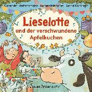 Cover-Bild zu Lieselotte und der verschwundene Apfelkuchen (Ungekürzte Lesung mit Musik) (Audio Download) von Steffensmeier, Alexander
