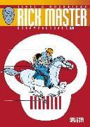 Cover-Bild zu Duchâteau, André-Paul: Rick Master Gesamtausgabe. Band 10