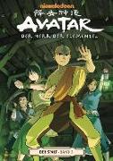 Cover-Bild zu Yang, Gene Luen: Avatar: Der Herr der Elemente Comicband 9