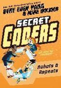 Cover-Bild zu Yang, Gene Luen: SECRET CODERS ROBOTS & REPEATS