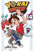 Cover-Bild zu Noriyuki Konishi: YO-KAI WATCH, Vol. 14